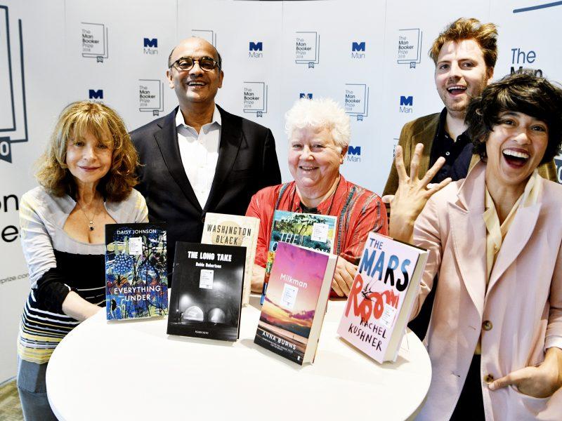 Портал любителей почитать – книги Золотой Букеровской премии