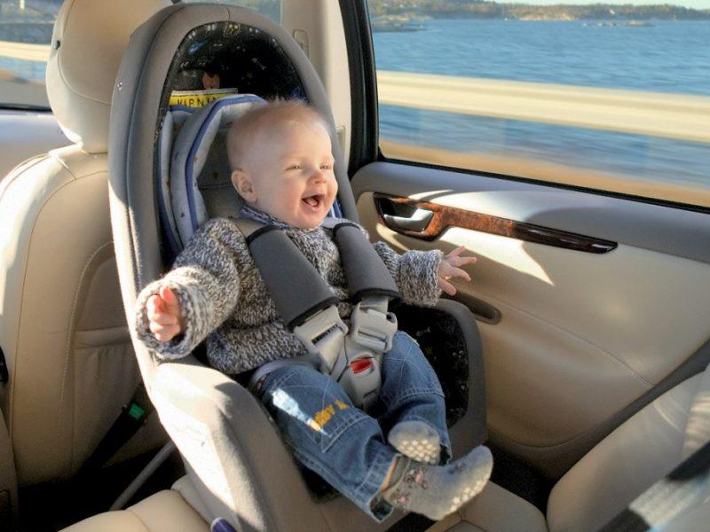 Какие существуют автокресла для детей?