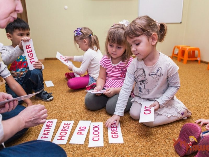 Простые и доступные уроки английского для детей
